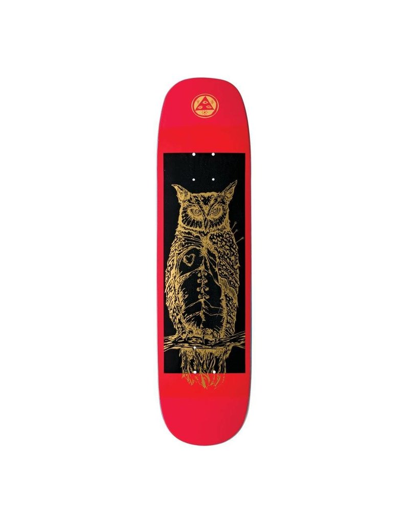 Welcome Welcome Heartwise on Phoenix Red/Gold Deck - 8.0 x 32.0
