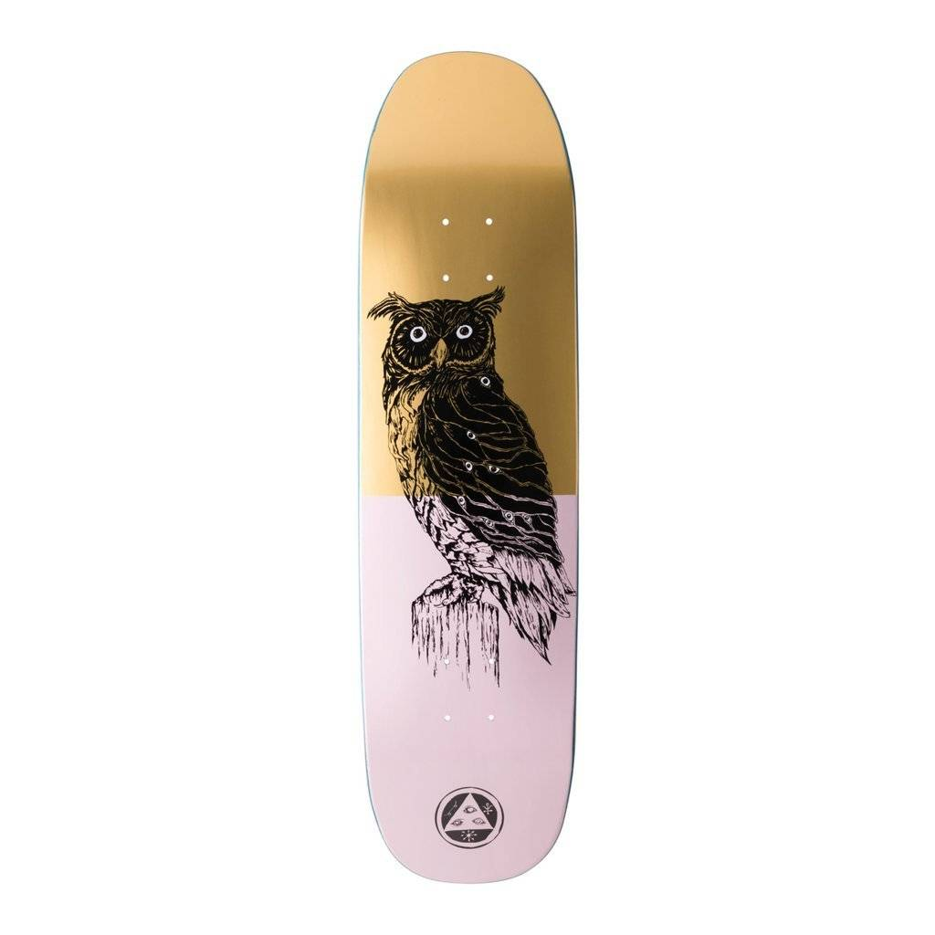 Welcome Welcome Black Beak on Son of a Moontrimmer Deck - 8.25 x 32.125