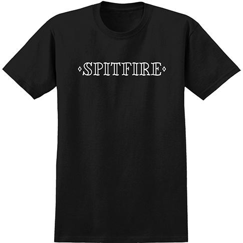 Spitfire Spitfire Lifer T-shirt - Black