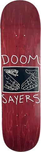 Doom Sayers Doom Sayers Snake Shake Deck - 8.08