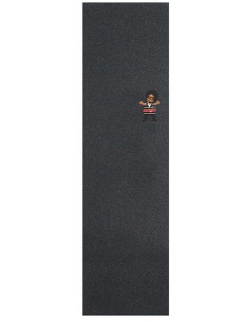 "Grizzly Grizzly Jack Cutrain Perforated 9"" grip Sheet"