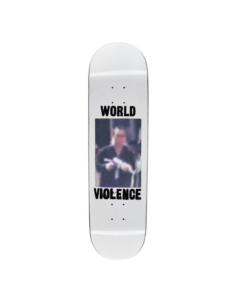 Fucking Awesome Fucking Awesome World Violence Deck - 8.5
