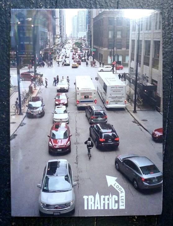 Traffic Traffic Look Left - DVD