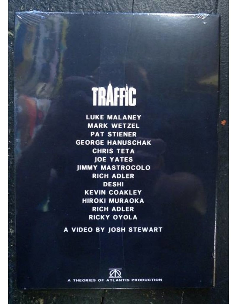 Traffic Traffic Look Left - DVD