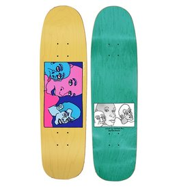 Polar Polar x Dear Team Model 3 Faces Deck - Kev1 Shape