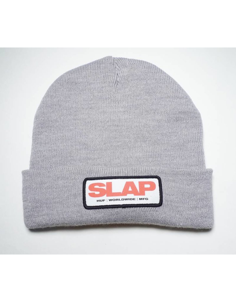 Huf Worldwide Huf x Slap Service Beanie - Grey
