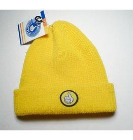 Bro Style Beanie - Yellow