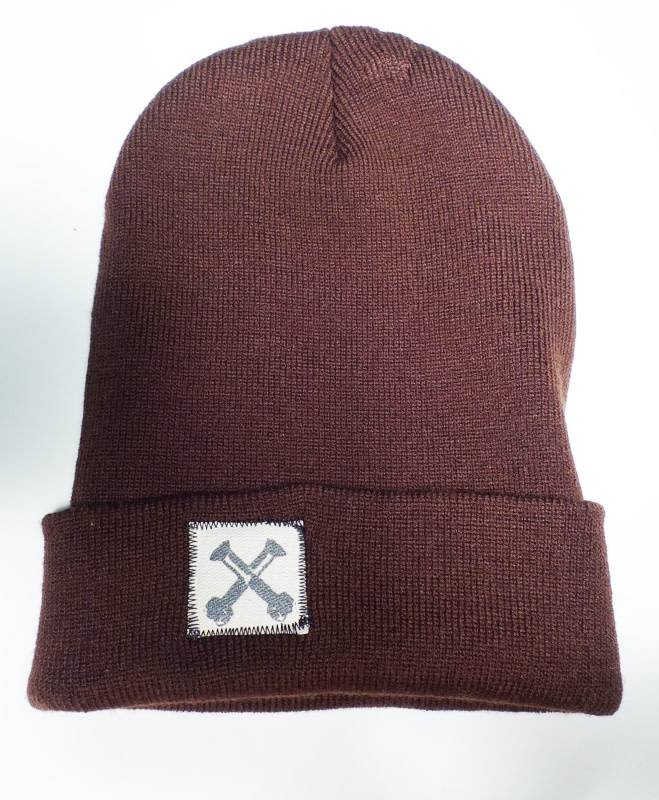Plague Plague Beanie - Brown