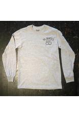 FA skates FA skates 85 Longsleeve T-shirt - Sport Grey