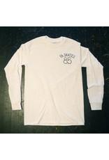FA skates FA 85 Longsleeve T-shirt - White
