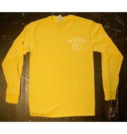 FA skates FA 85 Longsleeve T-shirt - Island Yellow