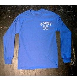 FA skates FA skates 85 Longsleeve T-shirt - Royal