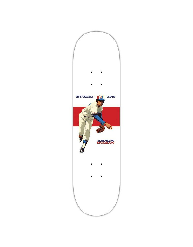 Studio Studio Mcgraw Baseball Deck - 8.5