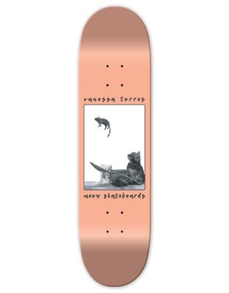 Meow Meow Vanessa Torres Catapult Deck - 8.00