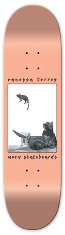 Meow Meow Vanessa Torres Catapult Deck - 8.00