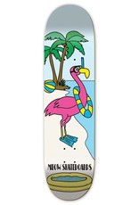 Meow Meow Team Flamingo Deck - 8.0