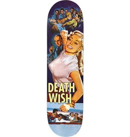 Deathwish Deathwish Team Lay it on Me Deck - 8.475
