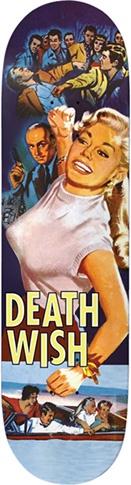 Deathwish Deathwish Team Lay it on Me Deck - 8.475