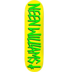 Deathwish Deathwish Neen Gang Name Yellow/Green Deck - 8.25