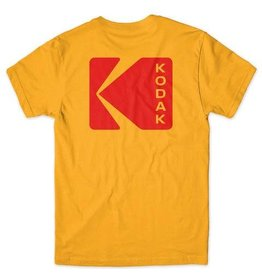 Girl Girl Kodak Exposure T-shirt - Gold (size Small)