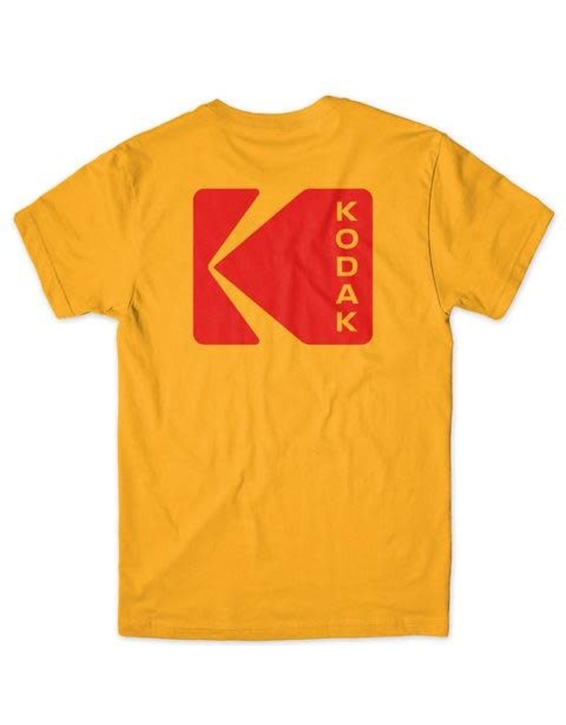 Girl Girl Kodak Exposure T-shirt - Gold