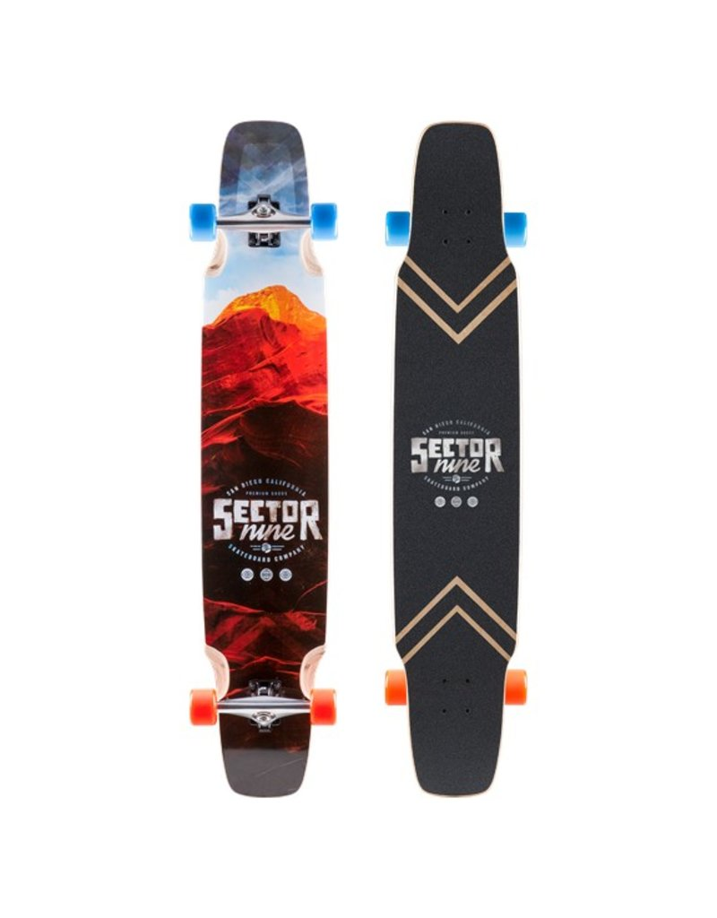 Sector 9 Sector 9 Lockstep Complete