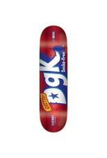 DGK DGK Mix Up (Red) Deck - 8.38