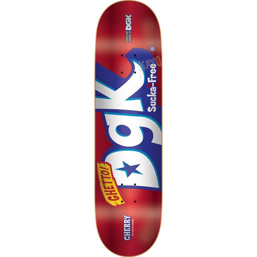 DGK DGK Mix Up (Red) Deck - 8.38