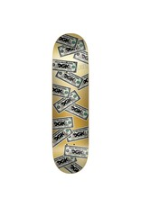 DGK DGK Cream Gold Deck 8.00