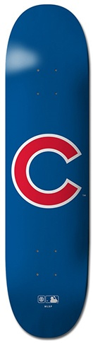 Element Element x MLB Cubs Chicago City Deck - 8.0