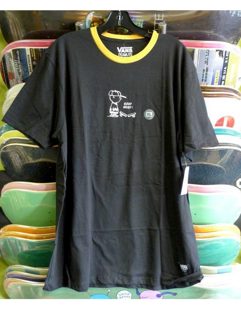 Vans Vans x Charlie Brown Ringer - Black