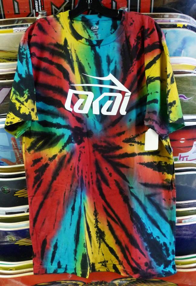 Lakai Lakai Basic T-shirt - Multi (size Large)