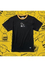 Vans Vans x Charlie Brown Ringer - Black