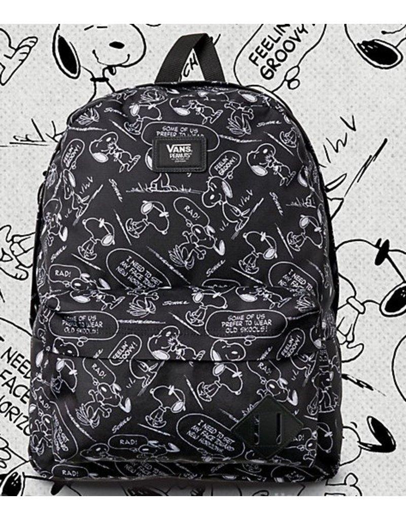 Vans Vans x Peanuts Old Skool Backpack - Snoopy