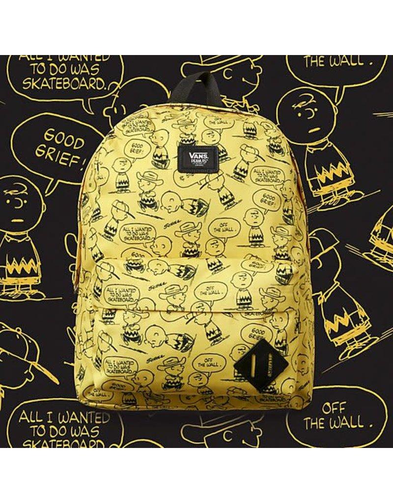 Vans Vans x Peanuts Old Skool Backpack - Charlie Brown