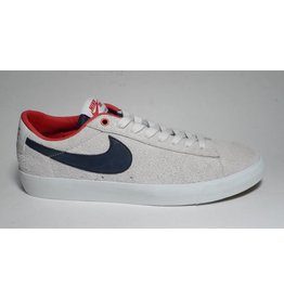 Nike SB Nike sb Blazer Low GT - Summit White/Obsdn-Univ Red (size 9.5)