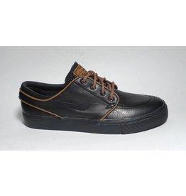Nike SB Nike sb Stefan Janoski Premium - Black/Black-Pecan (Size 6)