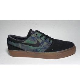 Nike SB Nike sb Stefan Janoski Erdl - Black/Black-mdm Olive-Gum (size 8.5, 10 or 13)