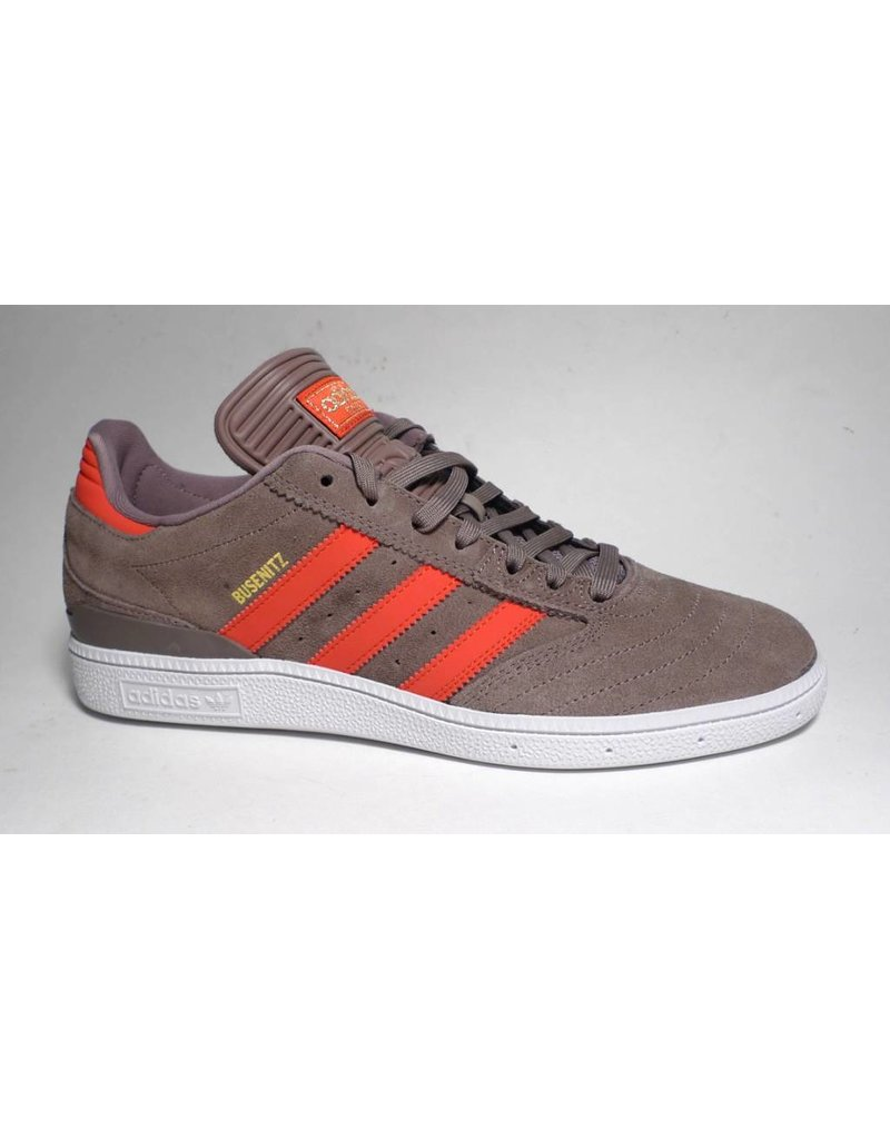 Adidas Adidas Busenitz - Tech Earth/Red/Gold Metallic