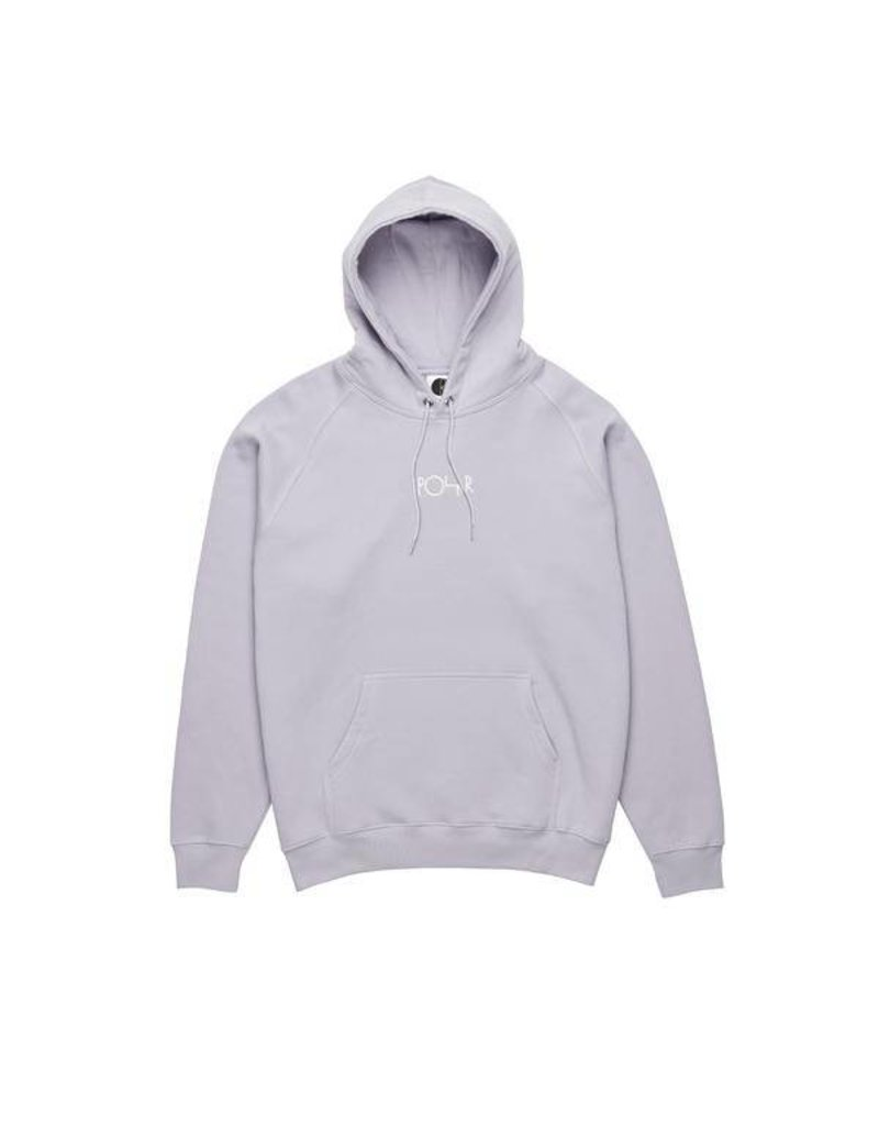 Polar Polar Defalut Hoodie - Dusty Lavender (size Medium)