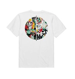 Polar Polar Ego Loss Fill Logo T-shirt - White