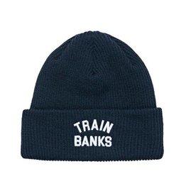 Polar Polar Train Banks Beanie - Navy