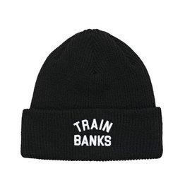 Polar Polar Train Banks Beanie - Black
