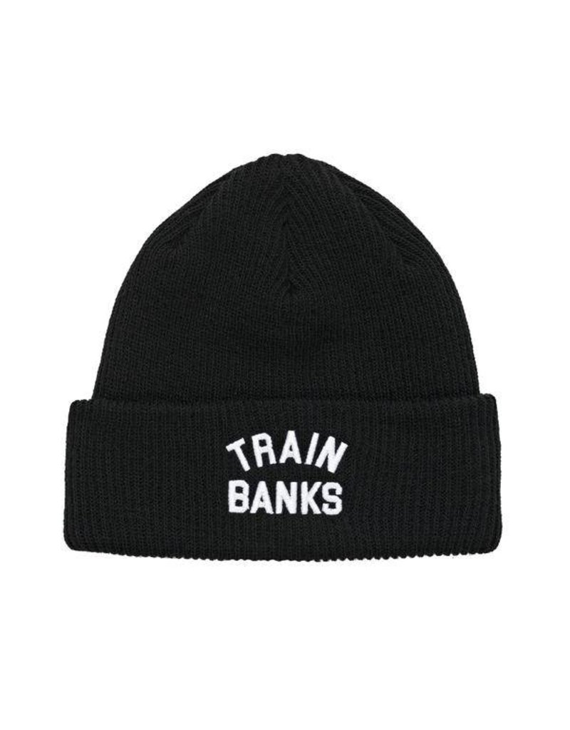Polar Polar Train Banks Beanie - Black