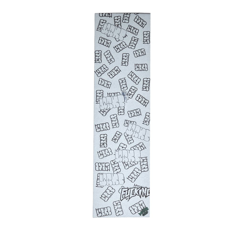 Fucking Awesome Fucking Awesome Wanto Mob Grip Sheet - White