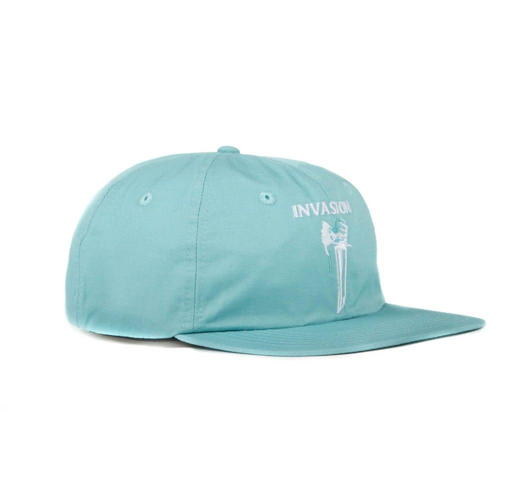 Fucking Awesome Fucking Awesome Invasion Hat - Teal