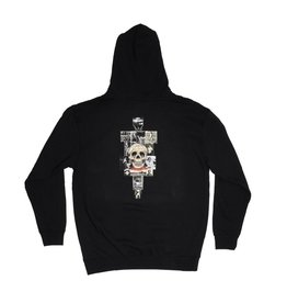 Fucking Awesome Fucking Awesome KB Collage Hoodie - Black