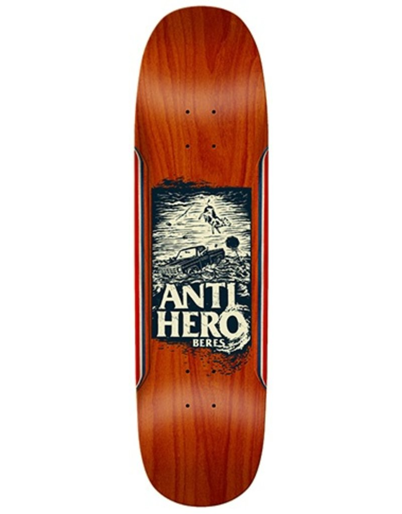 Anti-Hero Anti-Hero Beres Hurricane Deck - 8.63