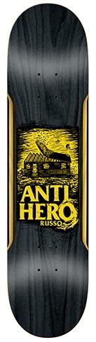Anti-Hero Anti-Hero Russo Hurricane Deck - 8.25