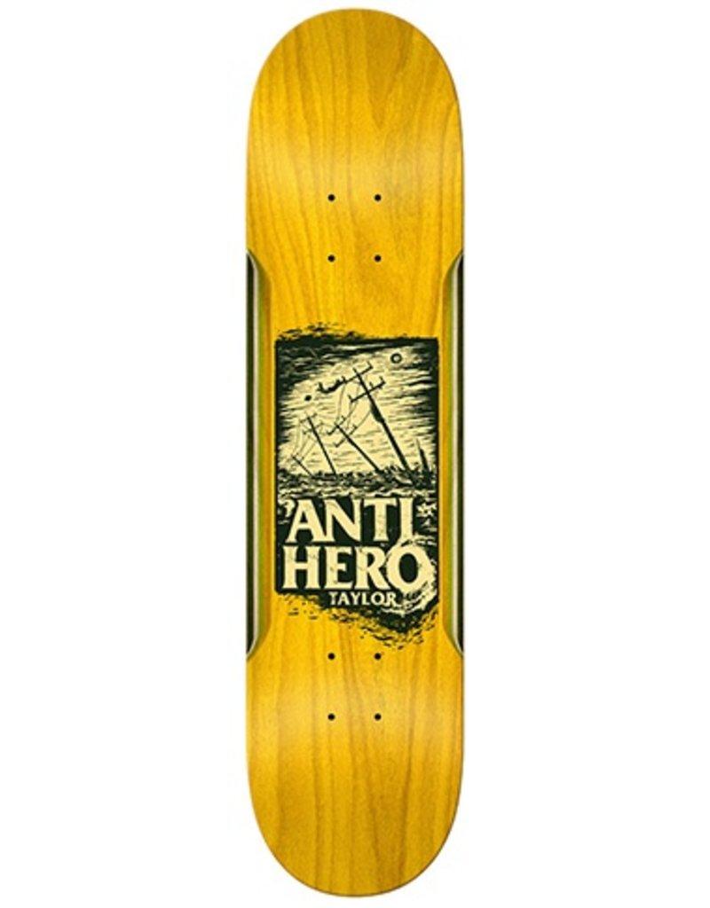 Anti-Hero Anti-Hero Taylor Hurricane Deck - 8.40